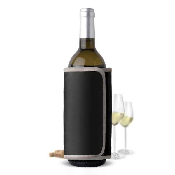 AdHoc Wine & Champagne Chiller Quick Cool black
