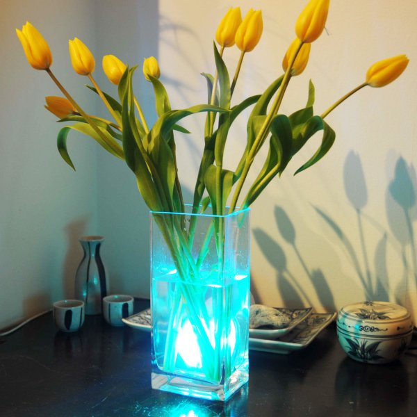 Thumbs Up Aqua Mood Light