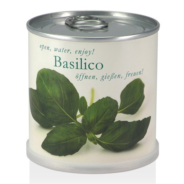 Basilico in Can