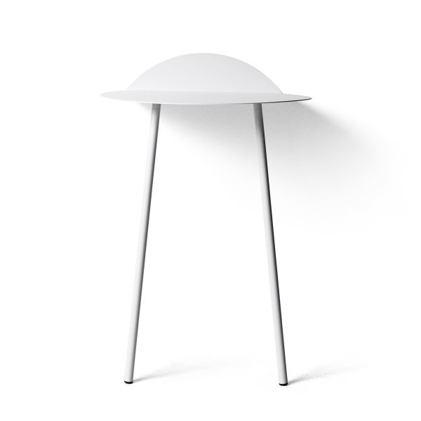 Menu Wall Table Yeh Tall white