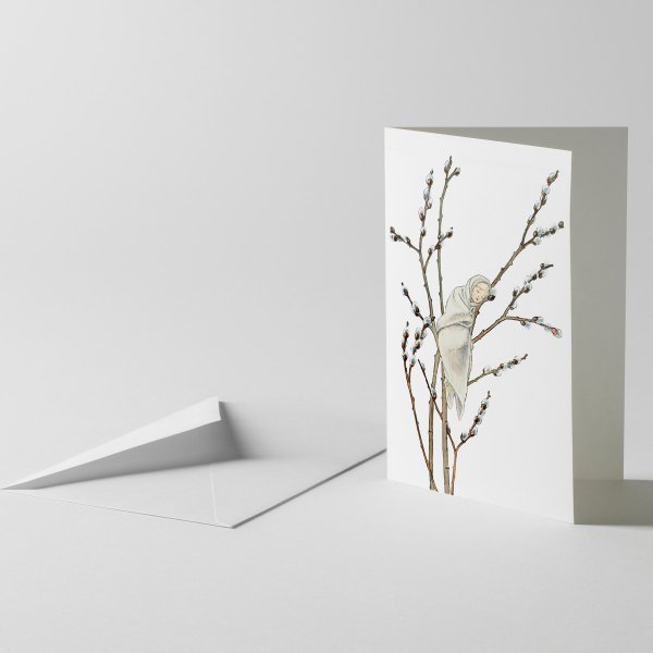 Design House Stockholm Elsa Besko Greeting Cards with Envelopes 15x10cm