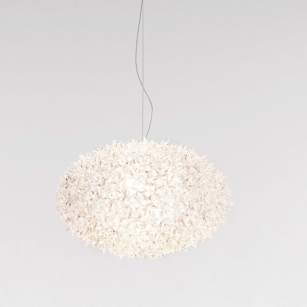 Kartell Lamp Bloom transparent