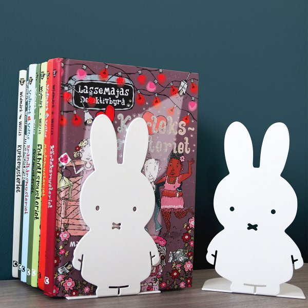 Bookends Miffy