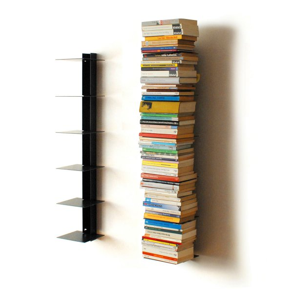 Haseform Book Tower for 1m Books anthracite
