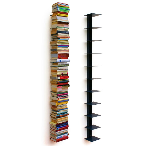 Haseform Book Tower for 1.80m Books anthracite