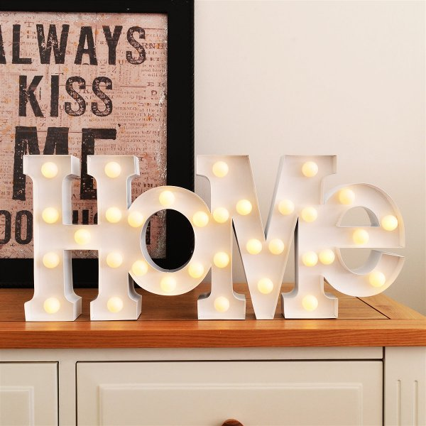 LED Light HOME white