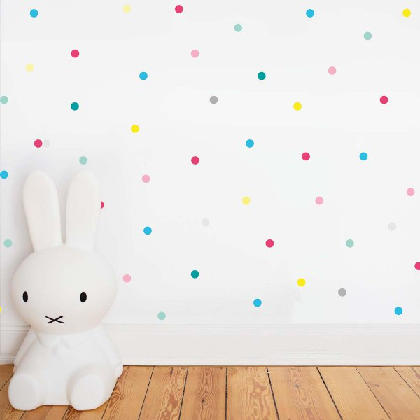 Wall Stickers Happy Confetti Set of 32