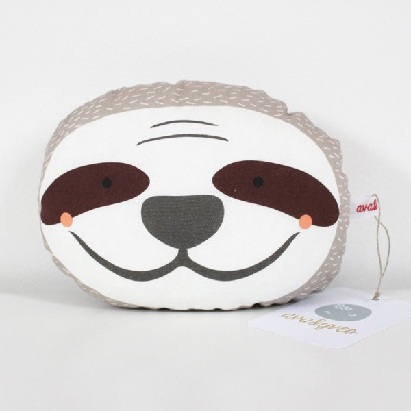 Ava&Yves Animal Pillow Sloth mini