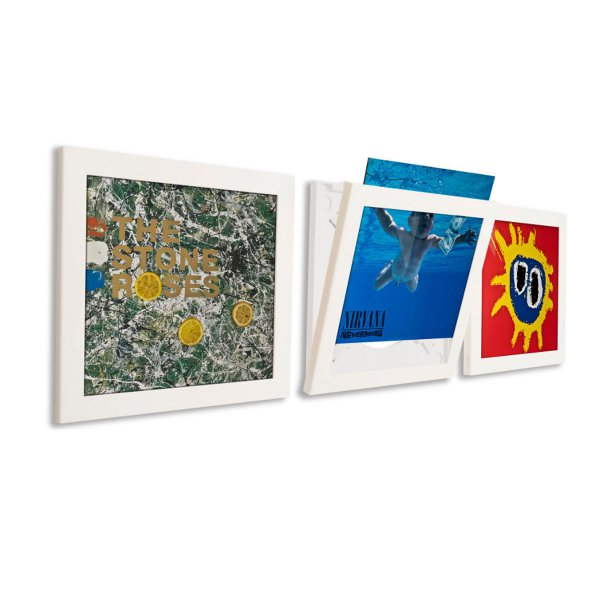 Klein & More The Album Flip Frame 3pcs white