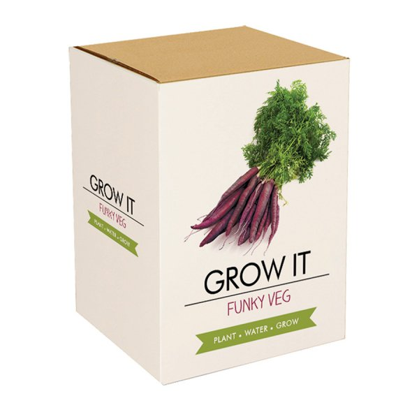Grow your own Funky Veg