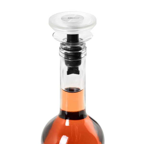 AdHoc Bottle Pourer and Stopper Gusto