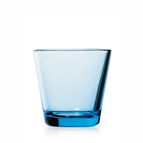 iittala Kartio Glass 2 pcs. light blue