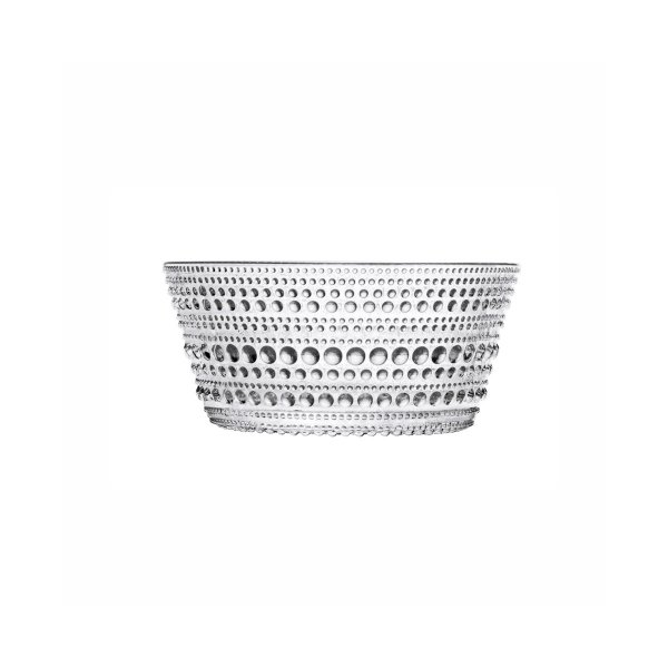 iittala Kastehelmi Bowl 110mm clear
