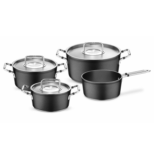 Fissler luno 4-piece Pot Set