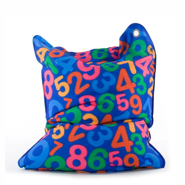Sitting Bull Beanbag Mini Bull numbers