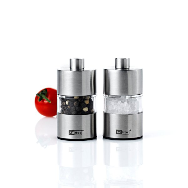 AdHoc Set pepper and salt mill Minimill