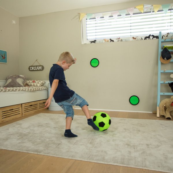 Soccer Goal for Kid's Room