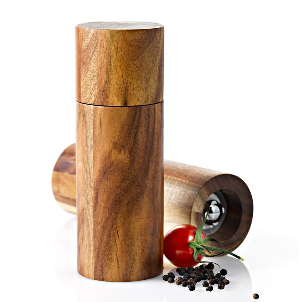 AdHoc Pepper or salt mill Acacia large