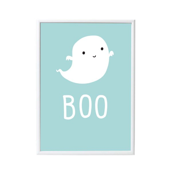 Poster Boo 50x70cm