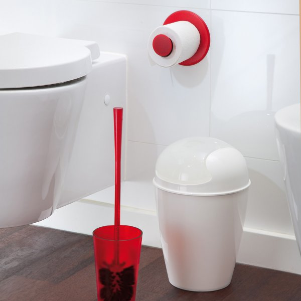 Koziol Toilet Paper Holder Plug´n Roll