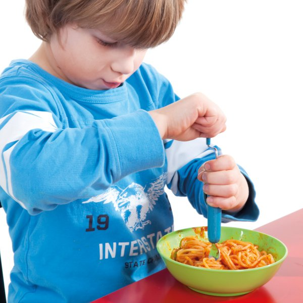 Donkey Products Spaghetti Fork Rolognese blue