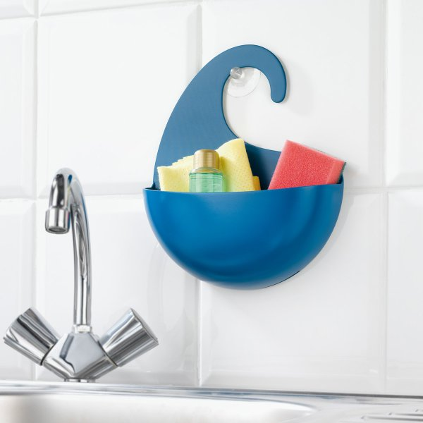 Koziol Hanging Bath Catchall Surf