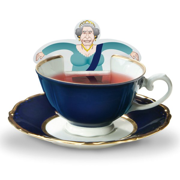 Donkey Products Tea Bag RoyalTea Party