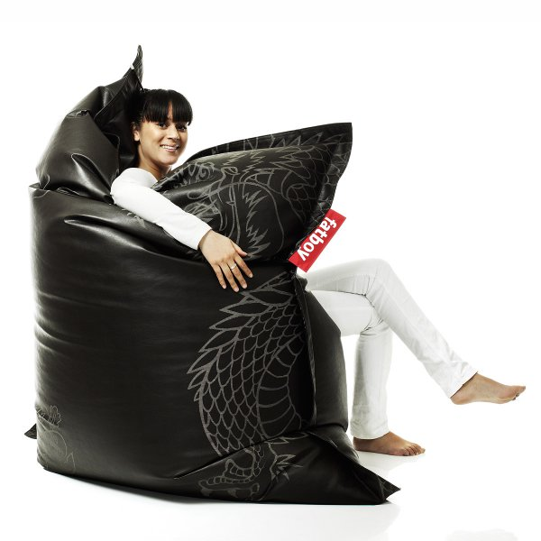 fatboy Beanbag Chair Tattoo Limited Edition