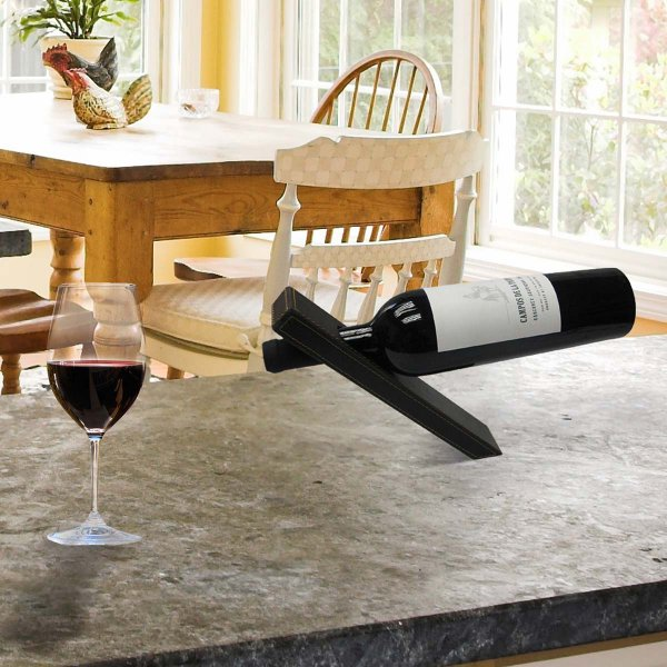 Thumbs Up Magic Wine Bottle Holder