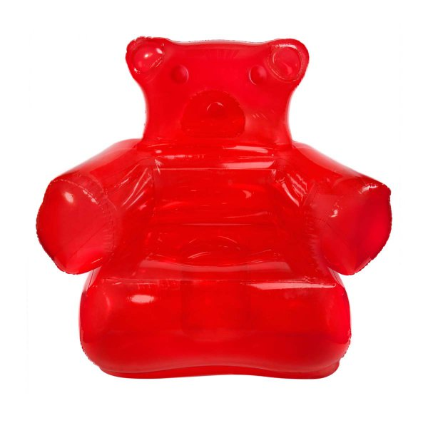Thumbs Up Inflatable Gummy Bear Chair