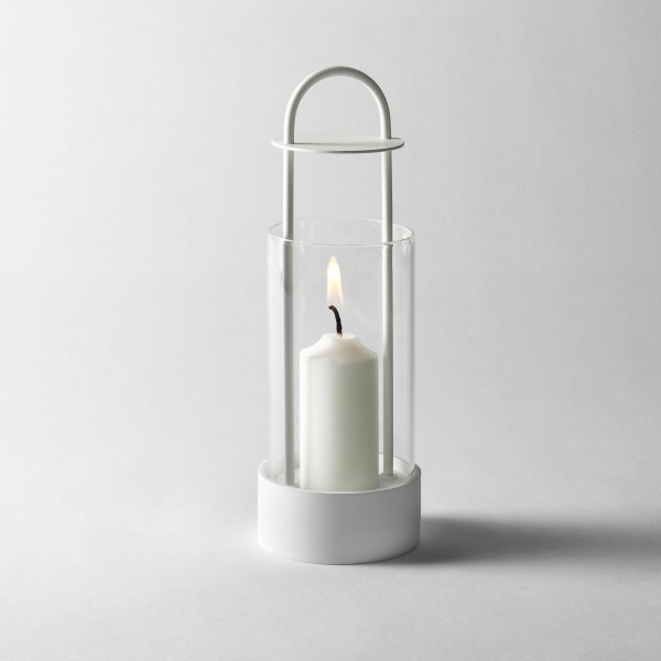 Design House Stockholm Hurricane Lantern Lotus Mini