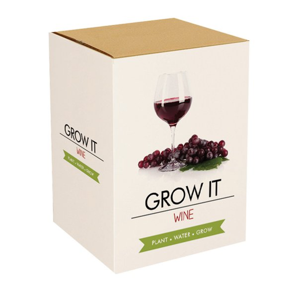Grow your own Wine