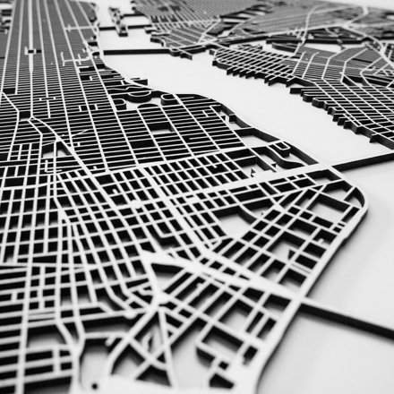 Westpaket 3D-City Map New York