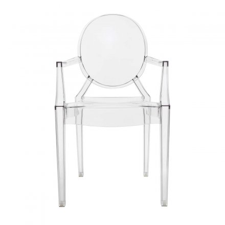 Kartell Chair Louis Ghost Set of 2