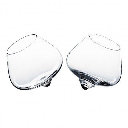 Normann Copenhagen Cognac twin-set