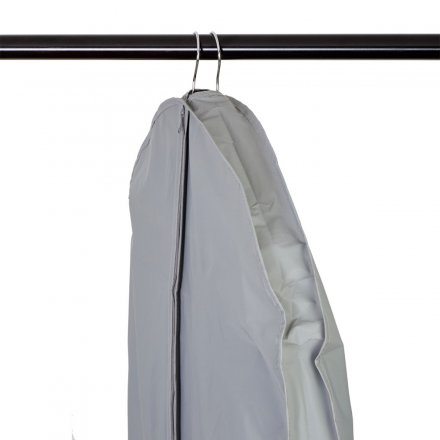 Store.It Garment Bag 2-pc Set gray