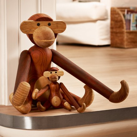 Kaj Bojesen Wooden Piece Monkey small