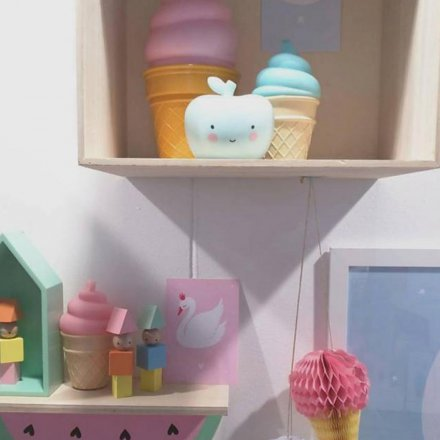 Mini Ice Cream Light blue