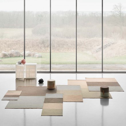 Design House Stockholm Rug Collection Fields