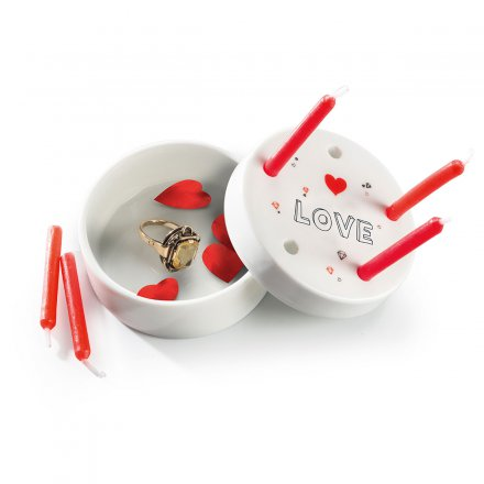 Donkey Products Candle to go deluxe Love