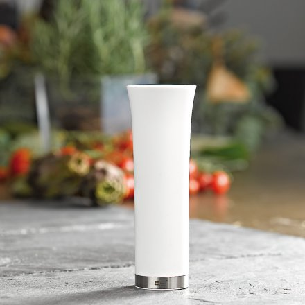 AdHoc Electric Pepper or Salt Mill Milano white