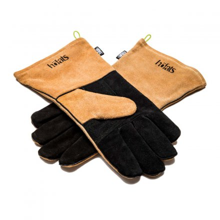 höfats BBQ Gloves made of Leather and Kevlar