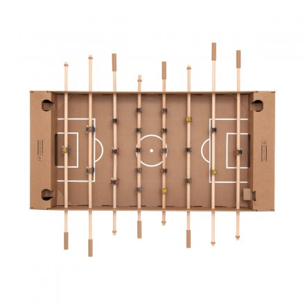 Foosball Table Kartoni 2.0