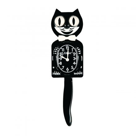 Wall Clock Kit-Cat Classic black