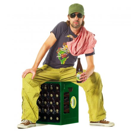 Remember Cardboard Stool Master Brewer