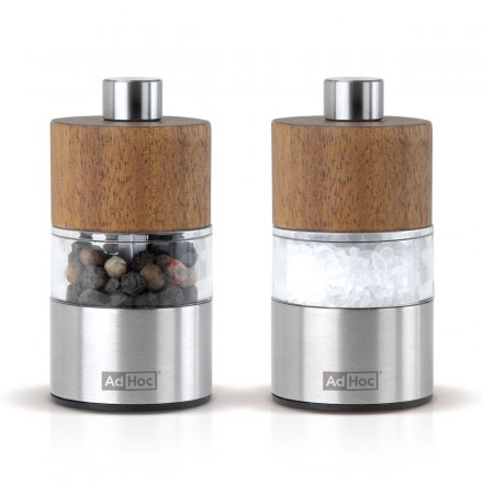 AdHoc Pepper and Salt Mill David