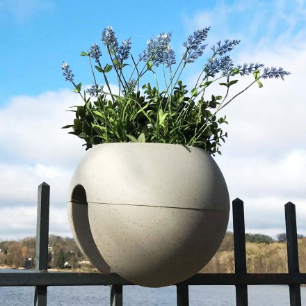 rephorm bloomball Railing Planter