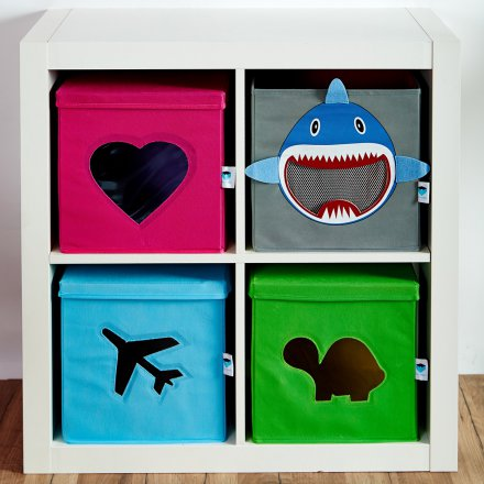 Store.It Toy Box Shark