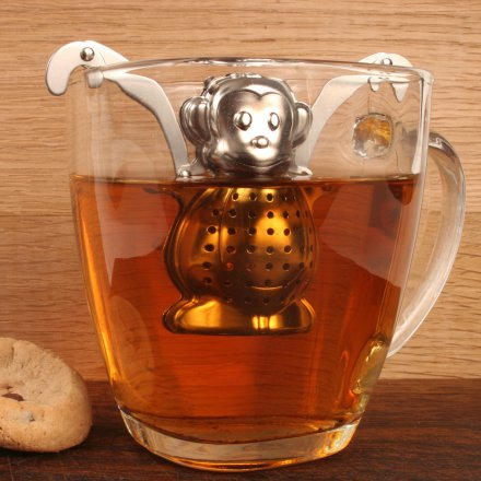 Kikkerland Tea Infuser Tea Monkey