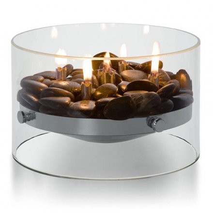 Philippi Table Fireplace Fire